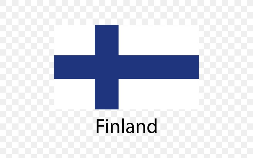 Flag Of Finland National Flag Flag Of The Dominican Republic, PNG, 512x512px, Finland, Area, Brand, Cross, Diagram Download Free
