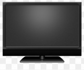 Television Picture - Television Set LED-backlit LCD PNG