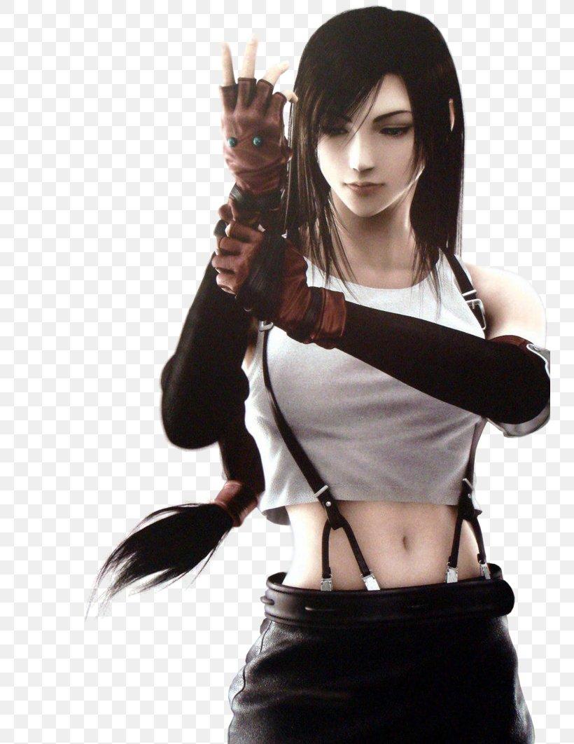 Final Fantasy Vii Remake Tifa Lockhart Cloud Strife Final