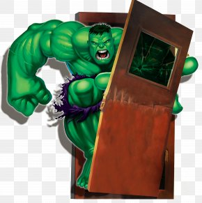 3D Wall Paintings Hulk - Hulk Captain America Spider-Man Iron Man Wall Decal PNG