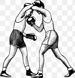 Boxing - Uppercut Boxing Glove Clip Art PNG