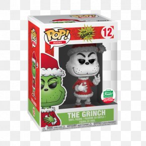 Grinch - How The Grinch Stole Christmas! Funko Action & Toy Figures Collectable PNG