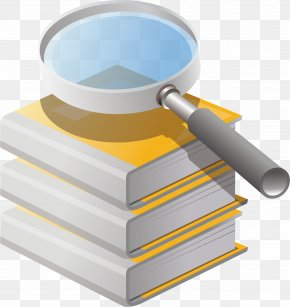 Textbook Mirror - Magnifying Glass Mirror PNG