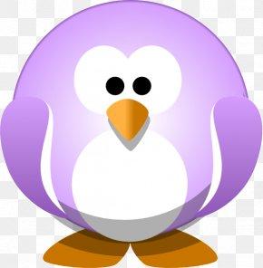 Penguin - Penguin Bird Santa Claus Christmas Clip Art PNG