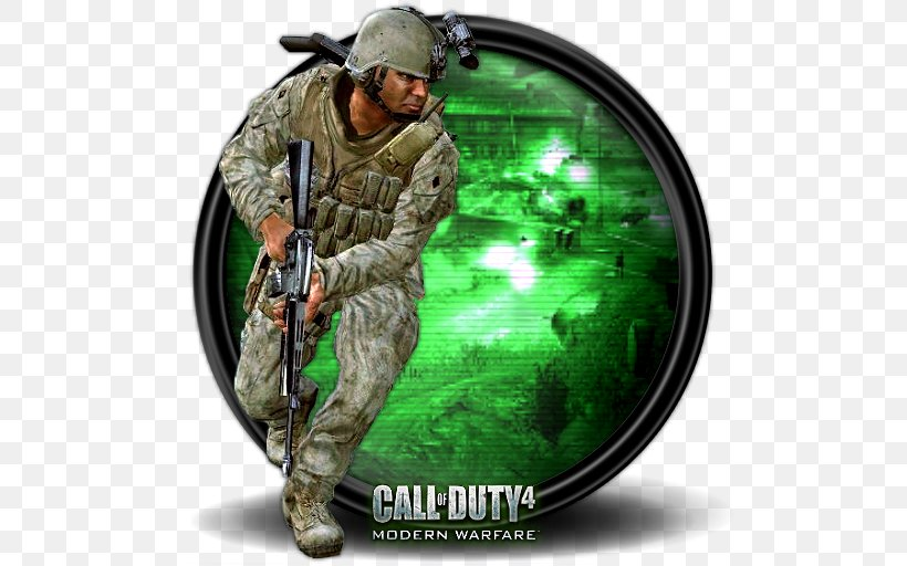 Infantry Soldier Army Military Camouflage Mercenary, PNG, 512x512px, Call Of Duty 4 Modern Warfare, Army, Call Of Duty, Call Of Duty 2, Call Of Duty Modern Warfare 2 Download Free
