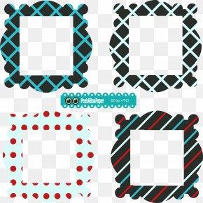 GRADUATION BORDER - Picture Frames Digital Scrapbooking Paper Clip Art PNG