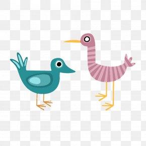 Ducks Stripes - Euclidean Vector Clip Art PNG