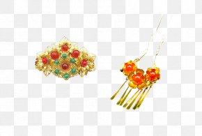 Classical Hairpin Head - Hairpin Barrette Hair Stick Capelli PNG