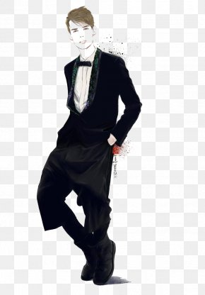 Suit - Tuxedo Male Fashion Photography Formal Wear PNG