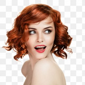 Curly - Beauty Parlour Hairstyle Hair Care Hairdresser PNG