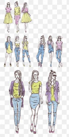 Women Fashion - Fashion Model PNG