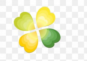Free Creative Pull The Four-leaf Clover - Four-leaf Clover PNG