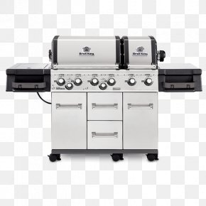 Poisson Grillades - Barbecue Broil King Imperial XL Grilling Broil King Regal S440 Pro Gasgrill PNG