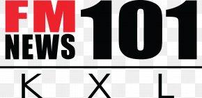 Emergency Response - Logo KXL-FM FM Broadcasting Radio Chat Show PNG