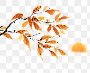 Chinese Style Painting Advertising Design - Chuseok Mid-Autumn Festival Guangzhou Baiyunshan Mingxing Pharmaceutical Co., Ltd. PNG