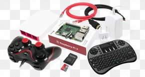 Joystick - PlayStation 3 Joystick Game Controllers Raspberry Pi 3 PNG