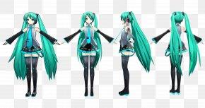 Hatsune Miku - Hatsune Miku: Project DIVA Extend MikuMikuDance Vocaloid Kaito PNG
