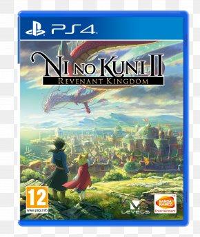 Playstation - Ni No Kuni II: Revenant Kingdom Ni No Kuni: Wrath Of The White Witch PlayStation 4 Video Game Bandai Namco Entertainment PNG