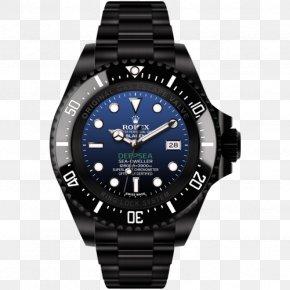 Rolex - Rolex Sea Dweller Rolex Submariner Rolex Datejust Rolex Daytona PNG