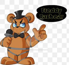 Five Nights At Freddy's Poster - Freddy Fazbear's Pizzeria Simulator Five Nights At Freddy's Cartoon Image Drawing PNG