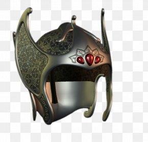 Helmet Gem - Combat Helmet Knight Clip Art PNG