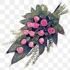 Anthurium Flower Arranging - Pink Flower Cartoon PNG