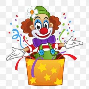 Cartoon Clown - Clown Stock Photography Royalty-free Illustration PNG