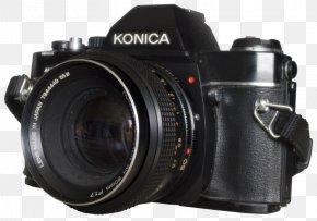 Photo Camera Transparent - Digital SLR Camera Clip Art PNG