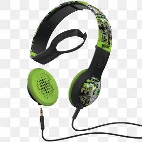 Microphone - Microphone Skullcandy Headphones Compact Cassette Headset PNG