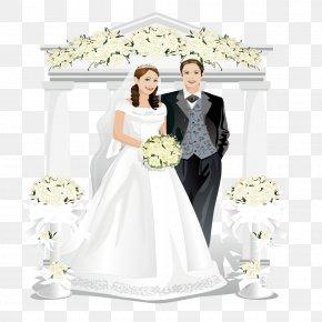 Wedding Men And Women PNG
