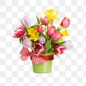 Beautiful Tulip Flower Pictures - Flowerpot Stock Photography Flower Bouquet Clip Art PNG