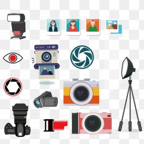 Photography Camera Element - Photography Camera PNG