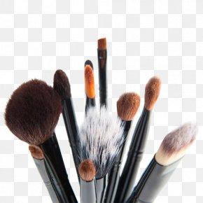 Makeup Brush - Makeup Brush Cosmetics Make-up Foundation PNG