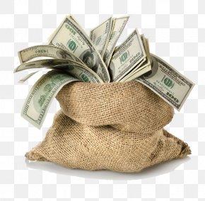Flour - Money Bag Banknote Clip Art PNG