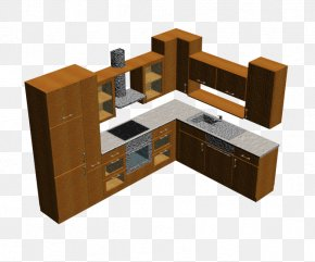 Kitchen - Autodesk 3ds Max SketchUp Kitchen 3D Computer Graphics PNG