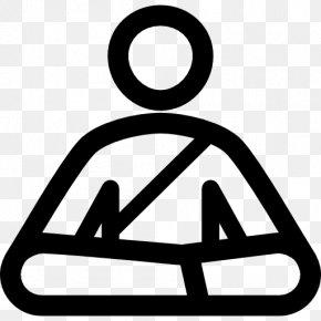 Meditation Vector - Hinduism Symbol Ganesha PNG