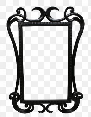 Mirror Download Vector Free - Magic Mirror Picture Frames Clip Art PNG