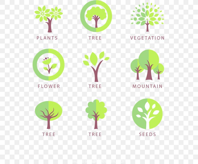 Tree Icon Design Logo Icon, PNG, 550x679px, Tree, Area, Brand, Clip Art, Green Download Free