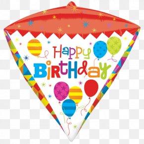 Balloon - Birthday Cake Balloon Happy Birthday To You Party PNG