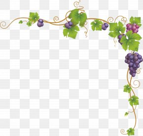Grape,Dendrite,Vines,frame,Frame,lace - Church Service Child Dendrite PNG