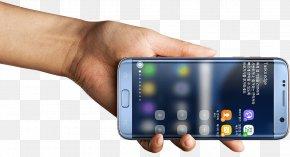 Smartphone - Samsung GALAXY S7 Edge Samsung Galaxy S8 Smartphone PNG