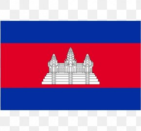 Flag - Flag Of Cambodia National Flag Stock Photography PNG