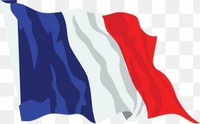 Flag Of France - Flag Of France Clip Art PNG