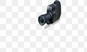 Video Camera - Camera Lens Angle Font PNG