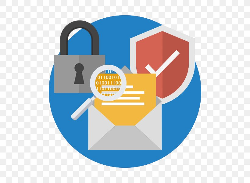 Email Encryption Security Protection, PNG, 600x600px, Email, Brand, Communication, Computer Security, Diagram Download Free