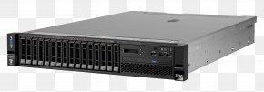 Server - Computer Servers IBM System X Xeon 19-inch Rack PNG