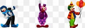 Circus Clown - Clown Drawing Circus Illustration PNG