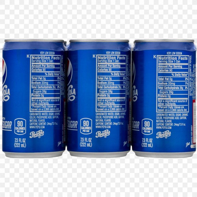 Pepsi-Cola Made With Real Sugar