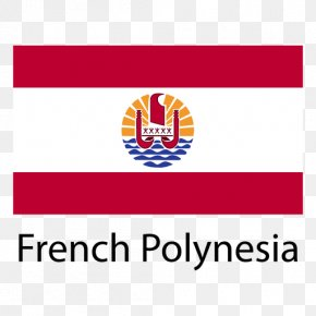 National Flag - Tahiti Dependent Territory Flag Of French Polynesia National Flag PNG