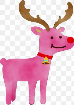 Fawn Tail - Reindeer PNG